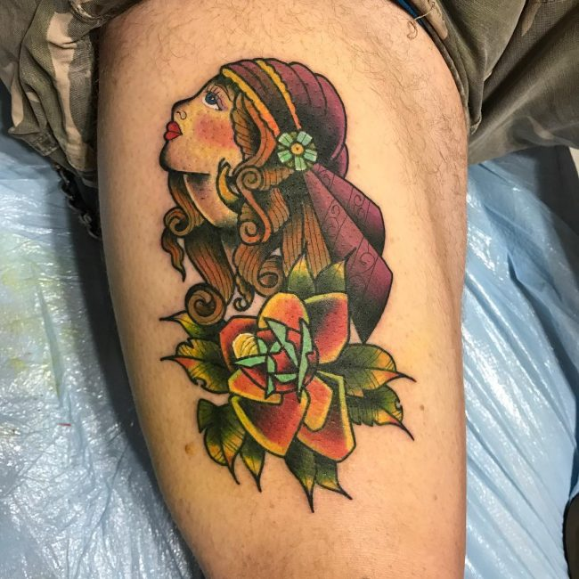 Gypsy Tattoo 16