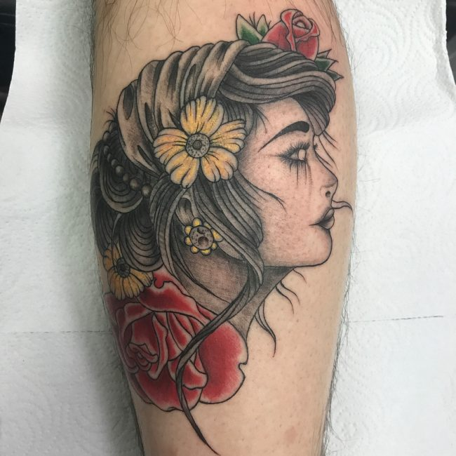 Gypsy Tattoo 19