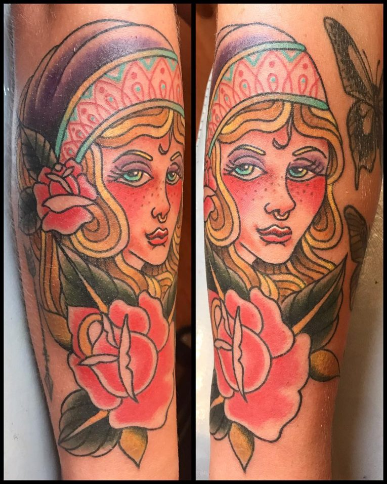 Gypsy Tattoo 20