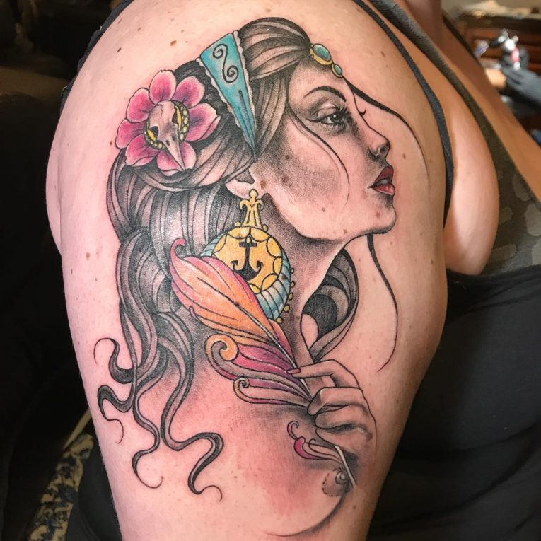 Gypsy Tattoo 21