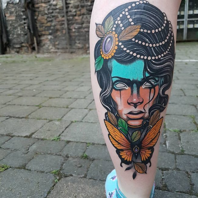 Gypsy Tattoo 24