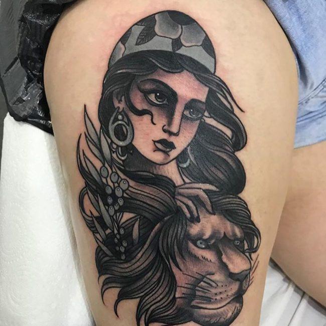 Gypsy Tattoo 25