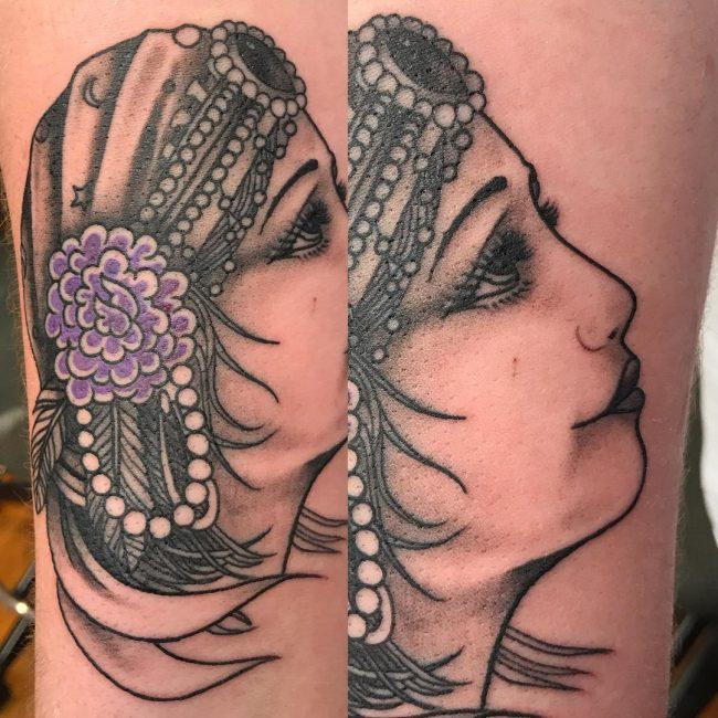 Gypsy Tattoo 26