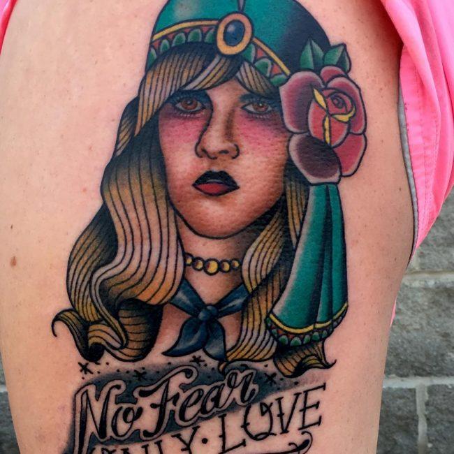 Gypsy Tattoo 27