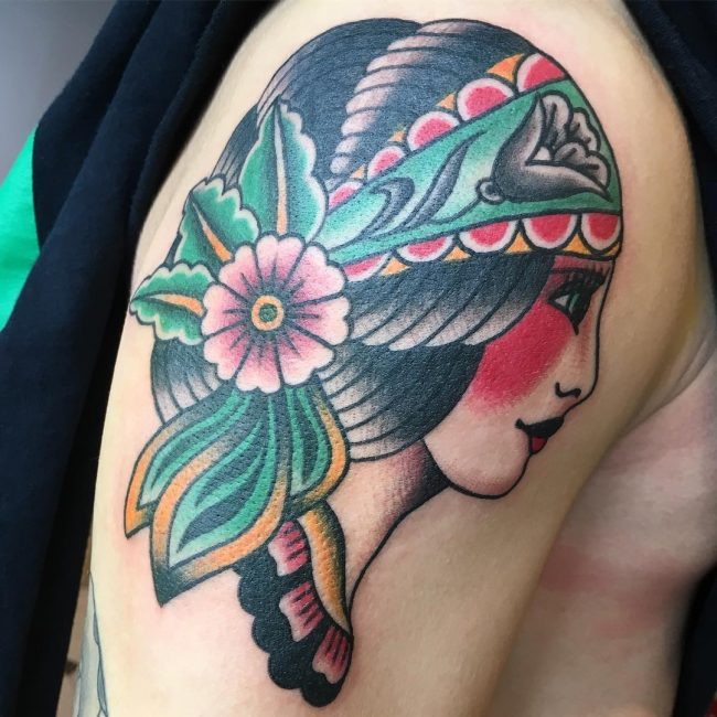 Gypsy Tattoo 28