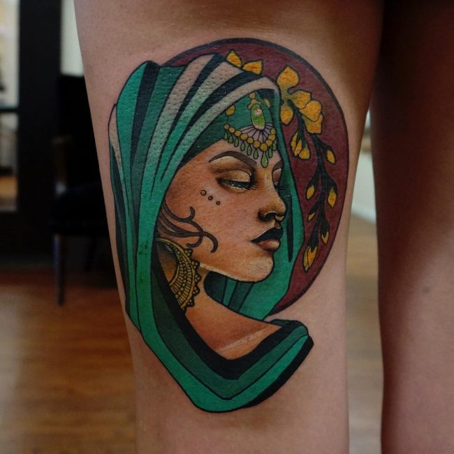Gypsy Tattoo 29