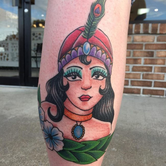 Gypsy Tattoo 3