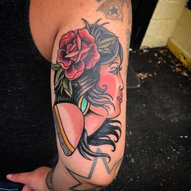 Gypsy Tattoo 30
