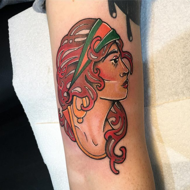 Gypsy Tattoo 31