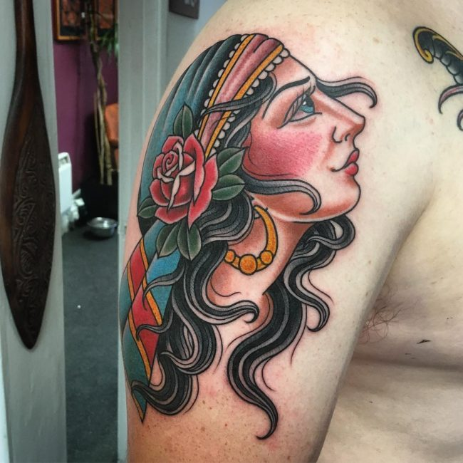 Gypsy Tattoo 34