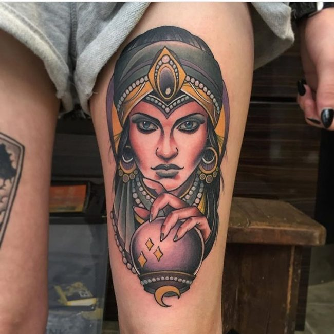 Gypsy Tattoo 35