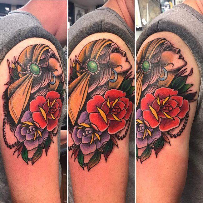 Gypsy Tattoo 36