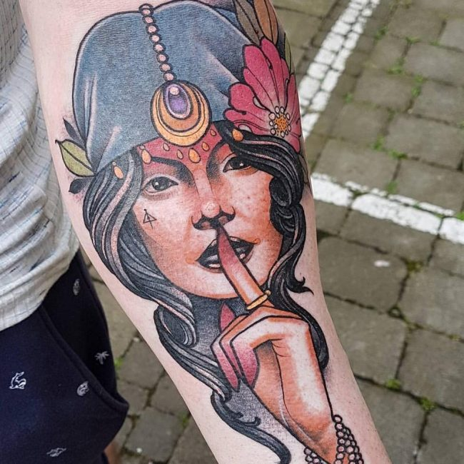 Gypsy Tattoo 37