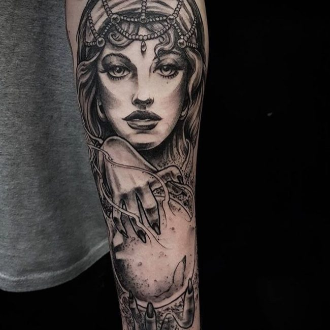 Gypsy Tattoo 38