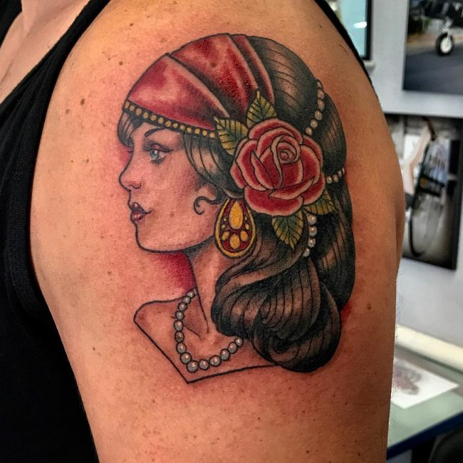 Gypsy Tattoo 39