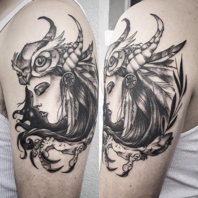 Gypsy Tattoo 4