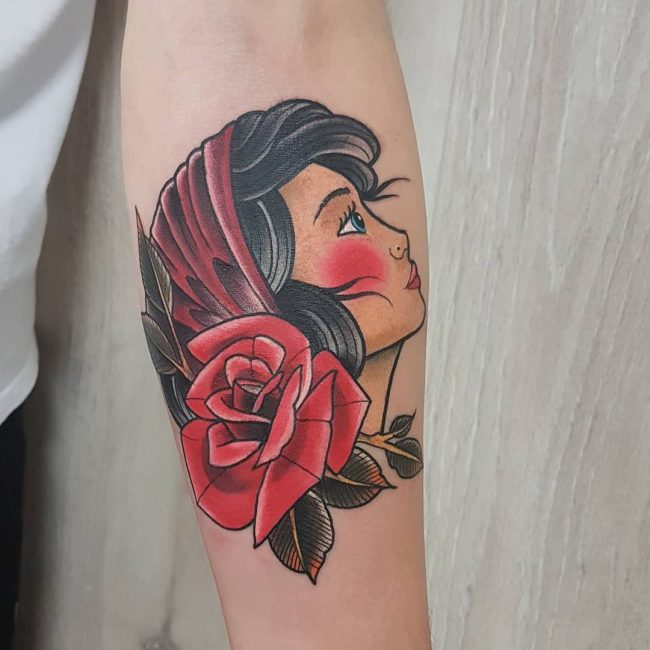 Gypsy Tattoo 40