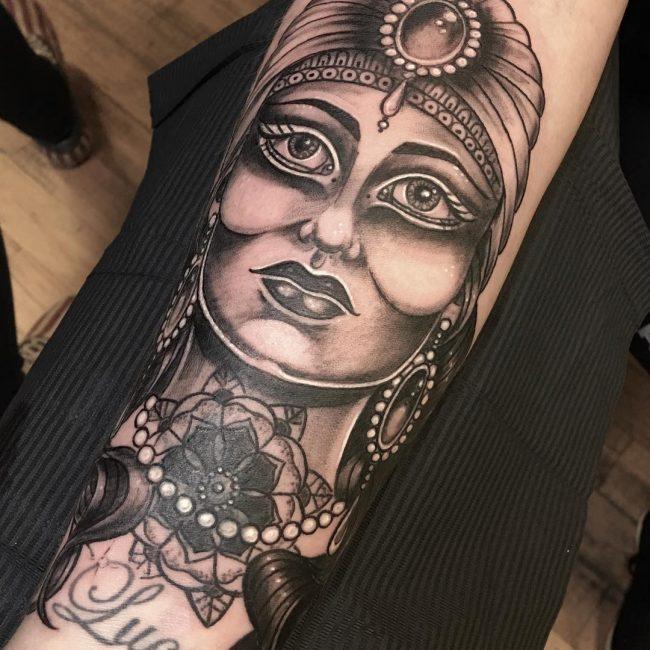 Gypsy Tattoo 45