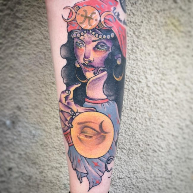 Gypsy Tattoo 46