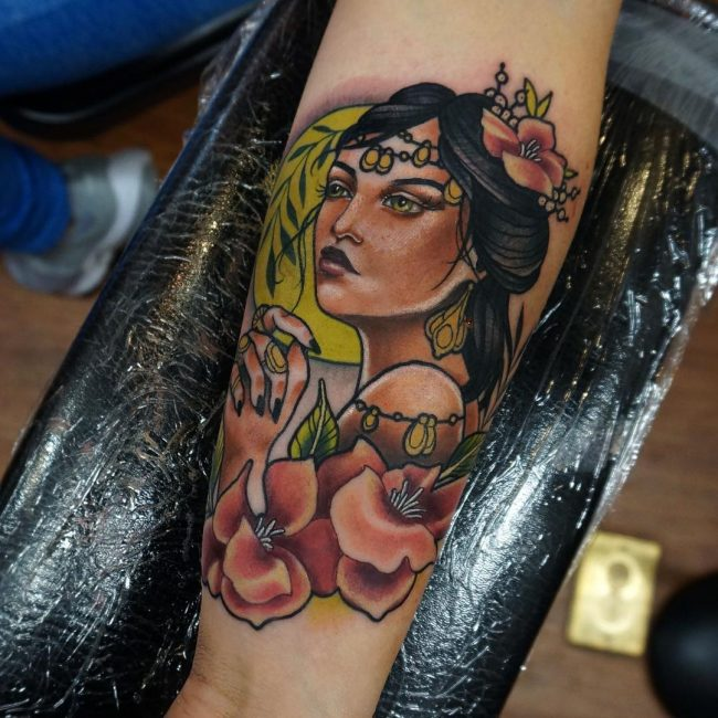 Gypsy Tattoo 49