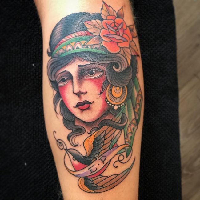 Gypsy Tattoo 5