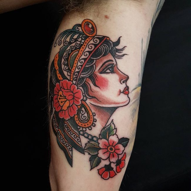 Gypsy Tattoo 51