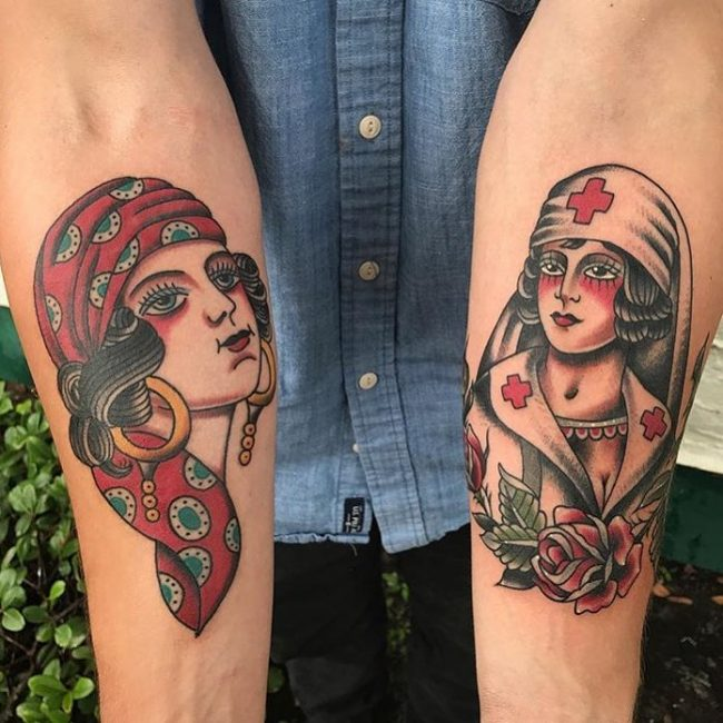 Gypsy Tattoo 52