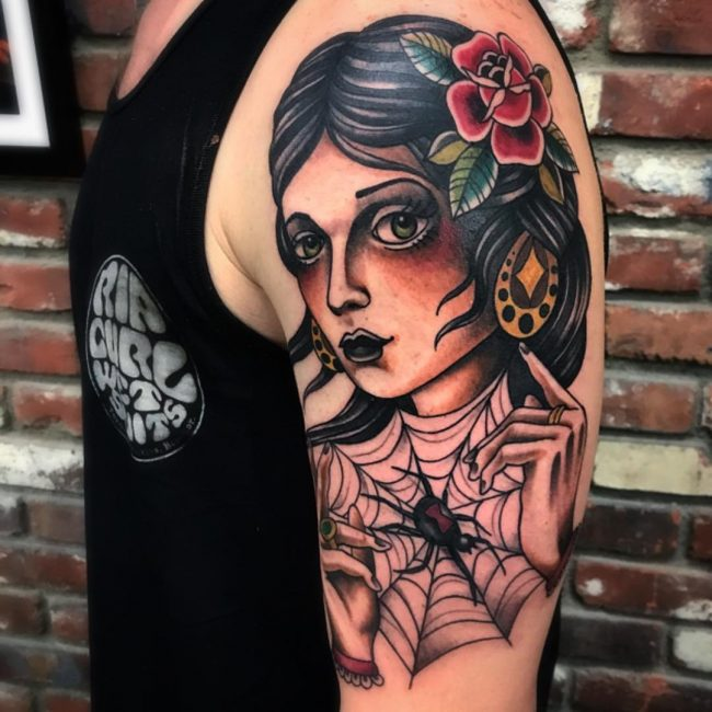 Gypsy Tattoo 53