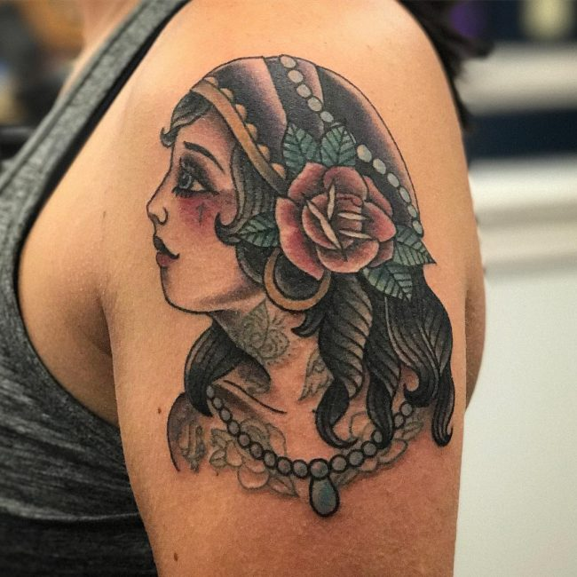 Gypsy Tattoo 54