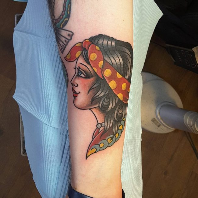 Gypsy Tattoo 56