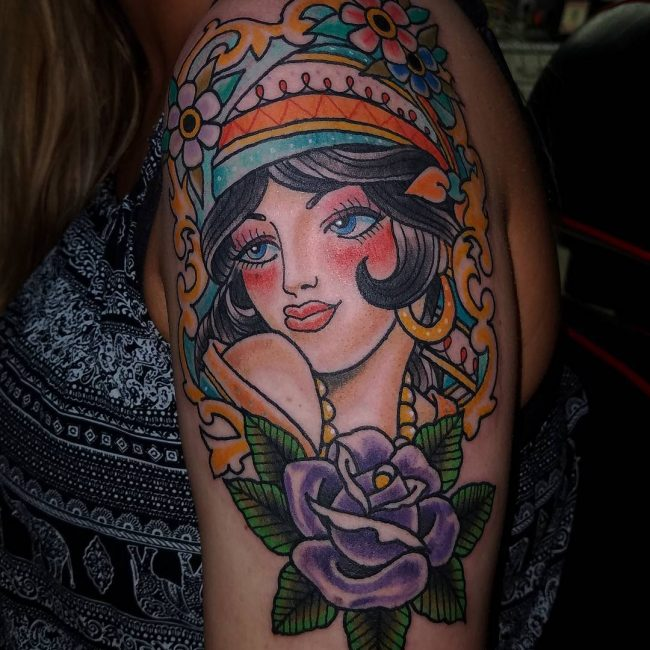 Gypsy Tattoo 57