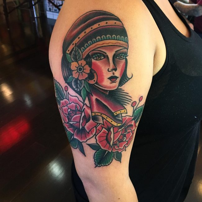 Gypsy Tattoo 58