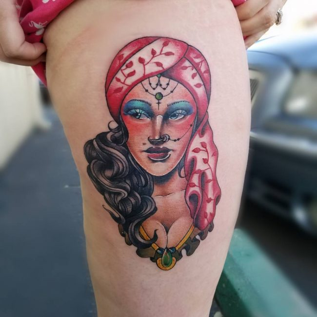 Gypsy Tattoo 59
