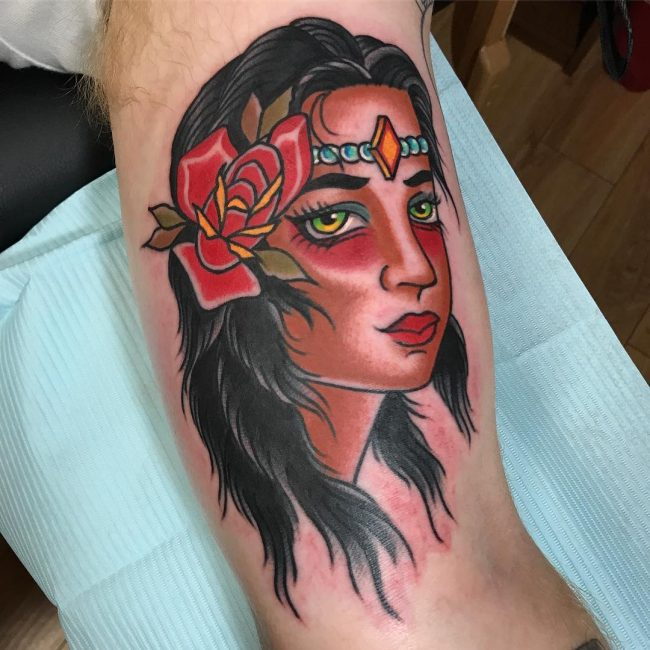 Gypsy Tattoo 60