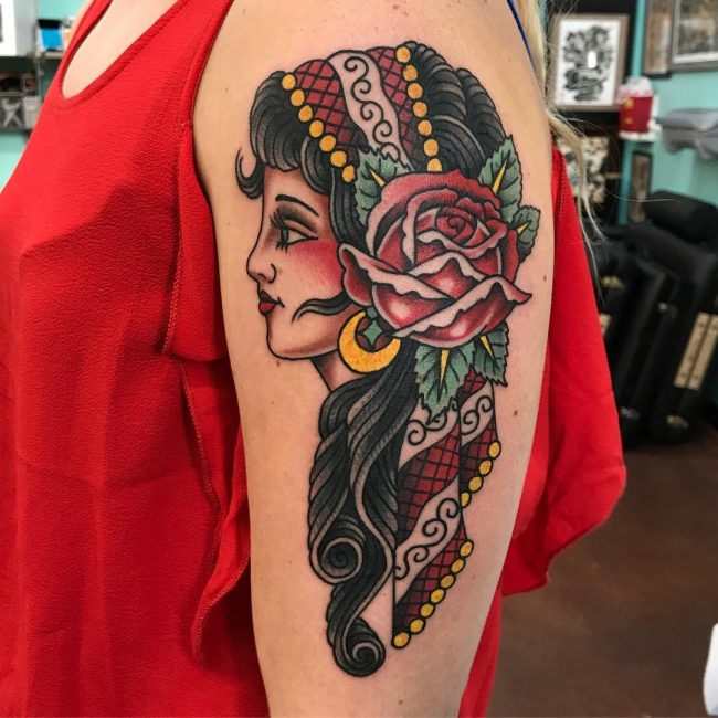 Gypsy Tattoo 61