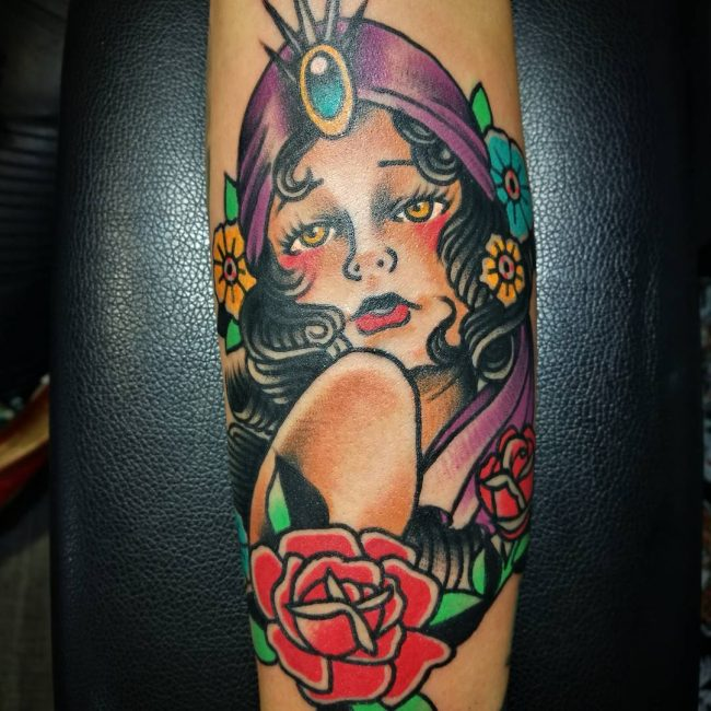 Gypsy Tattoo 62