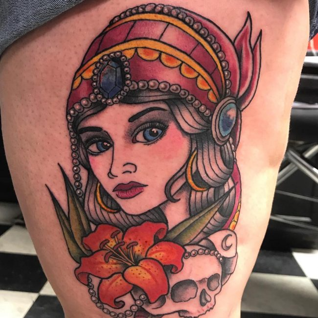 Gypsy Tattoo 63