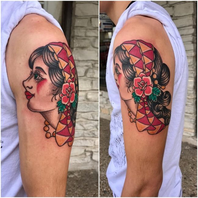 Gypsy Tattoo 64