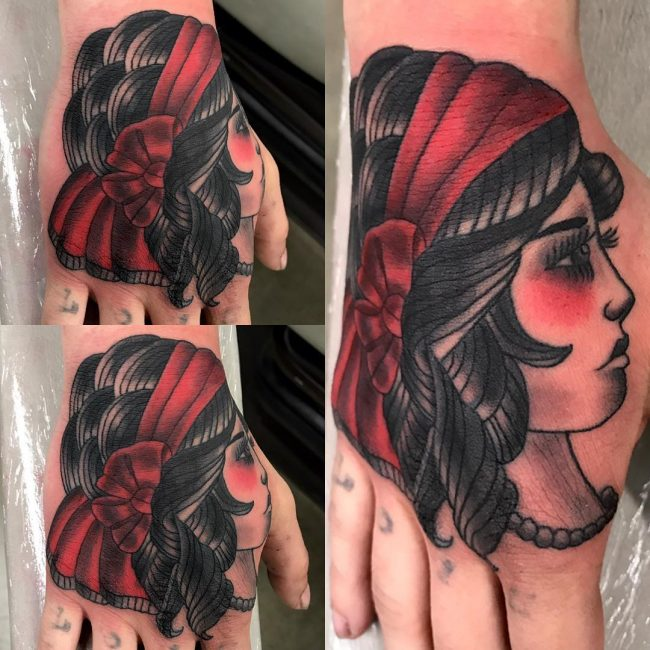 Gypsy Tattoo 65