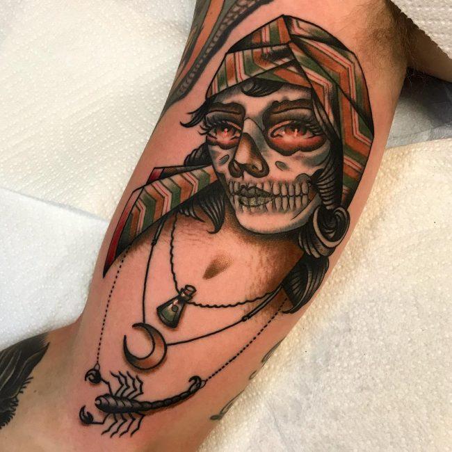 Gypsy Tattoo 7