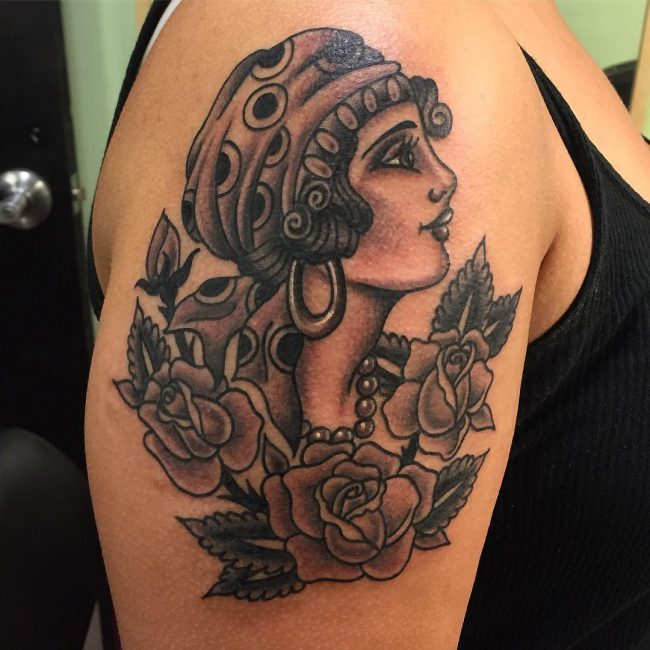 Gypsy Tattoo 9