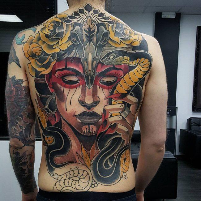 Hot Tattoos 74