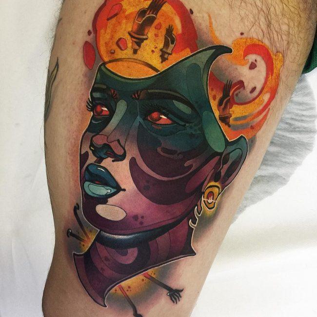Hot Tattoos 80