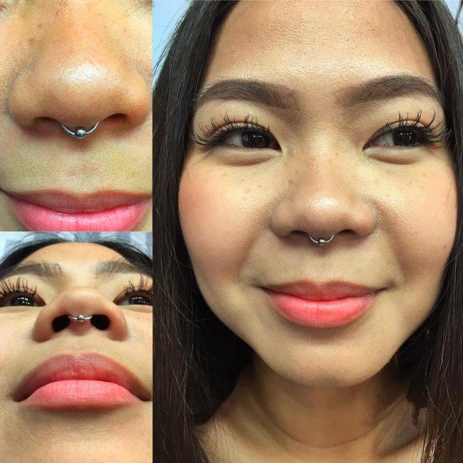 Nose Piercing 15