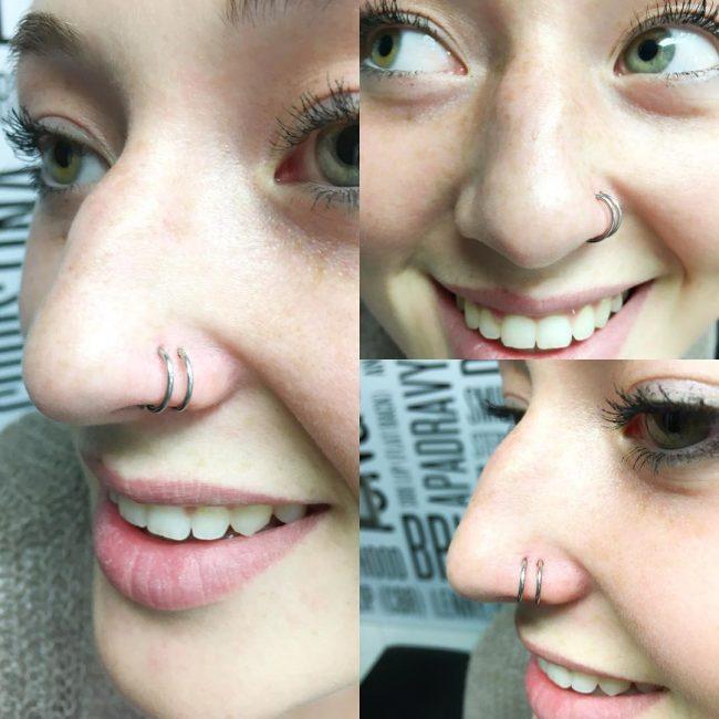 Nose Piercing 17
