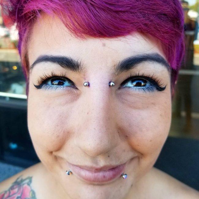 Nose Piercing 3