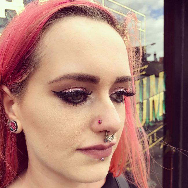 Nose Piercing 32