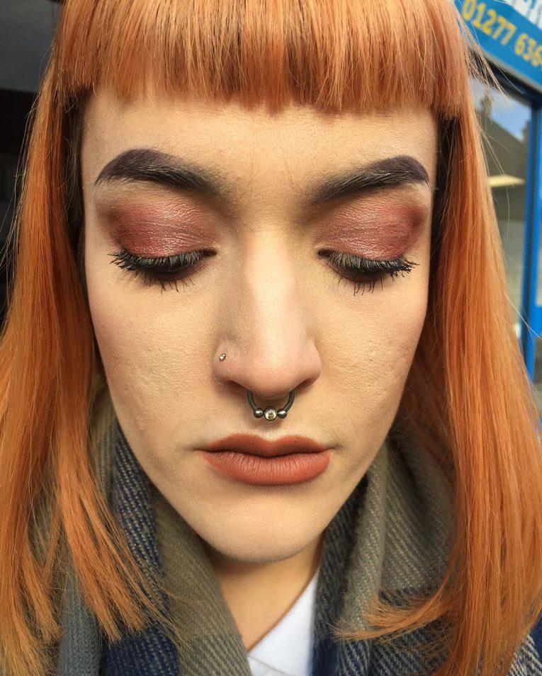 Nose Piercing 34