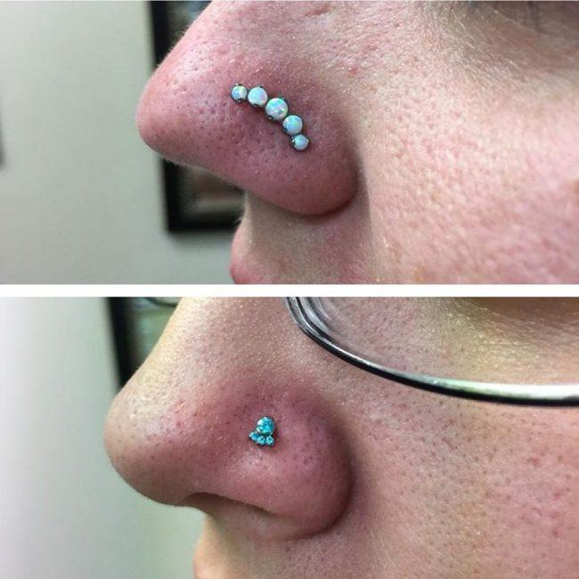 Nose Piercing 42