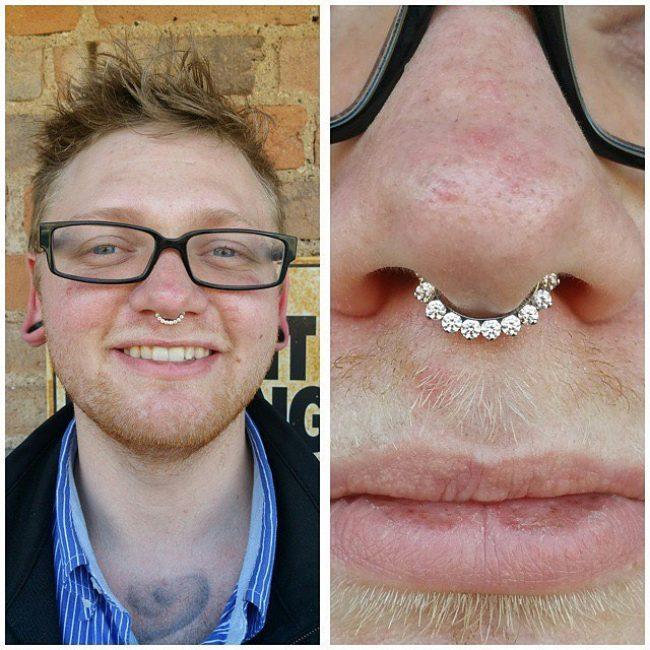 Nose Piercing 45